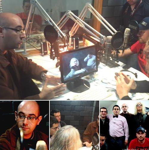 Reportaje al Dr. Alejandro César Biondini (h) en la AM 1140 Radio La Luna