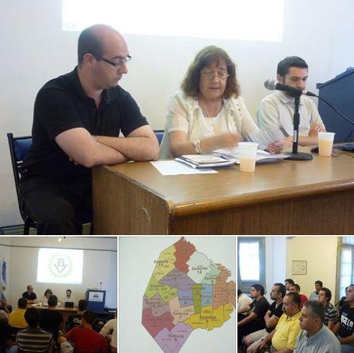 Ciudad de Bs.As.: 1ra. reunión de Comuneros de Bandera Vecinal