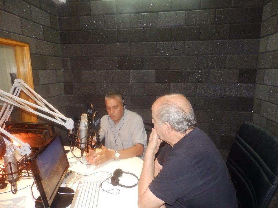(Audio) Entrevista radial a Héctor Jaime, dirigente de BV, sobre Defensa y Geopolítica