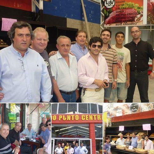 Bandera Vecinal: Jornada de reuniones claves en Mar del Plata
