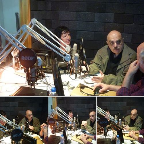 (Audio) Reportaje a Alejandro Biondini en AM 1140