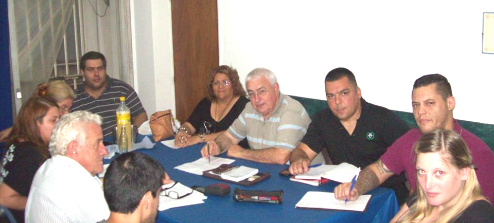 Asamblea del Consejo de BV Córdoba en la Federación de Centros Vecinales