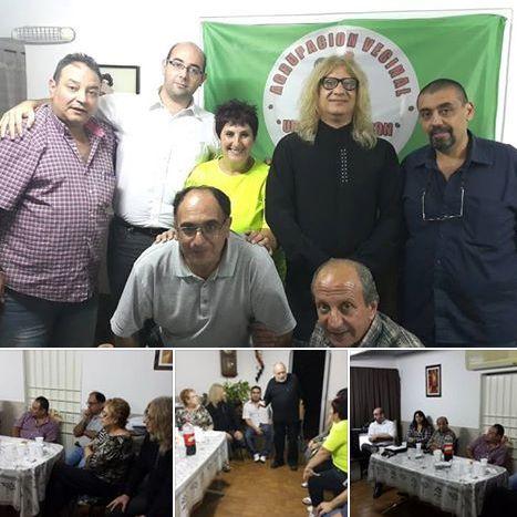 Bandera Vecinal y Unión por Morón sellaron acuerdo electoral