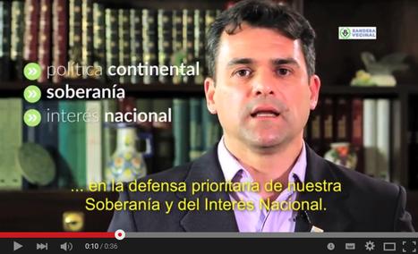 """Spot Bandera Vecinal: """"Candidatos del Nacionalismo al Parlasur"""""""
