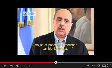 """Spot Bandera Vecinal: """"Mensaje de Alejandro Biondini"""""""