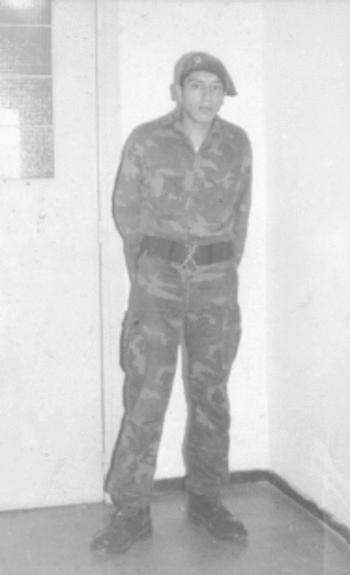 Soldado Luis Alberto Vera: ¡Presente!