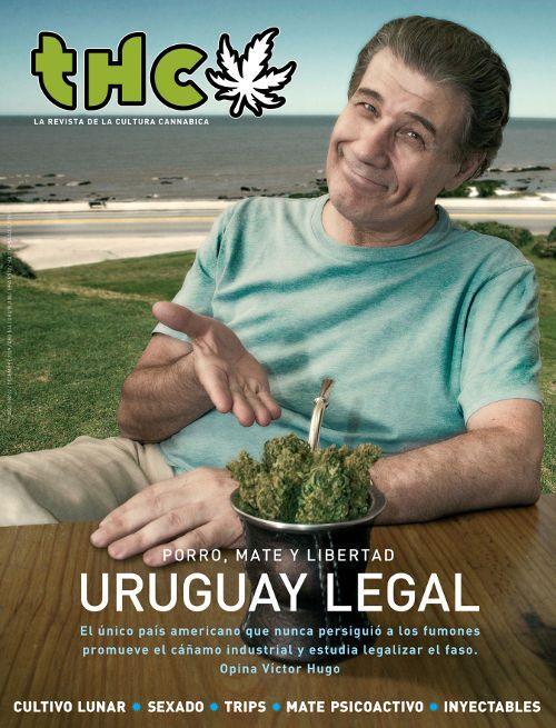 """El periodista kirchnerista Víctor Hugo Morales, uno de los principales apologistas del libre consumo de drogas y la denominada """"cultura cannábica"""""""