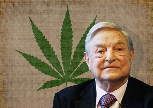 George Soros, uno de los grandes financistas del narcotráfico a nivel internacional (Foto: The Washington Times)
