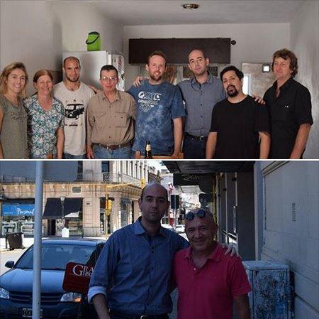 Entre Ríos: Reuniones de Bandera Vecinal con dirigentes locales