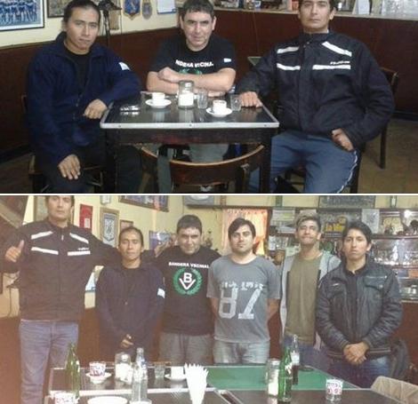 Bandera Vecinal: Siguen las reuniones de camaradería en Salta