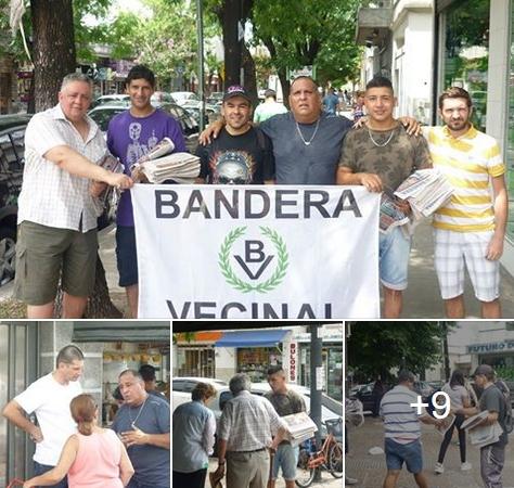 Bandera Vecinal llevó sus propuestas a Villa Lugano