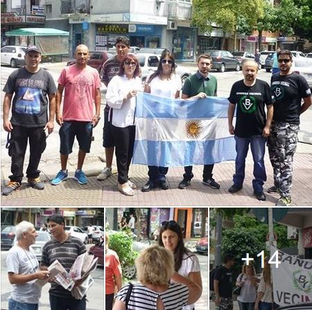 Bandera Vecinal: Se intensifica la campaña en Villa Lugano