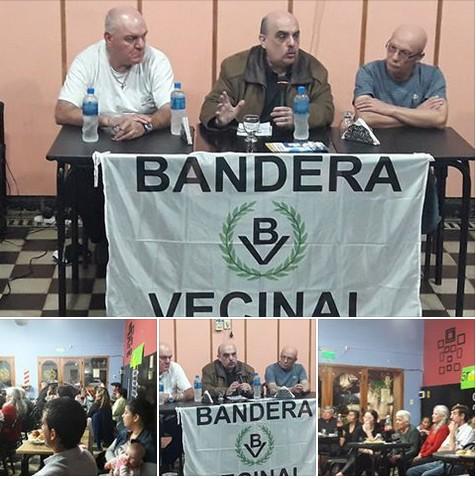 Vecinos de General Pinto apoyaron en asamblea las propuestas y candidatura de Biondini por el Frente Nacionalista
