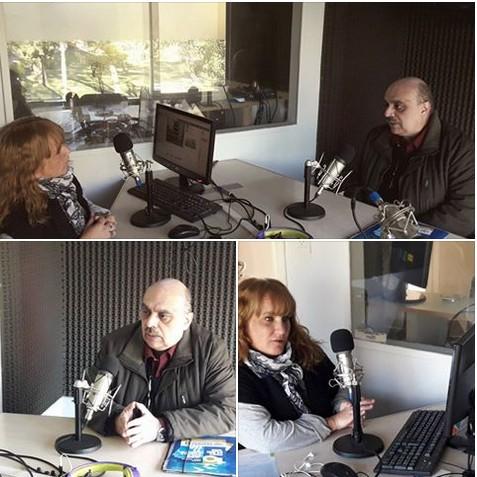 Ver fotos: Comenzó la gira de Alejandro Biondini por Chivilcoy
