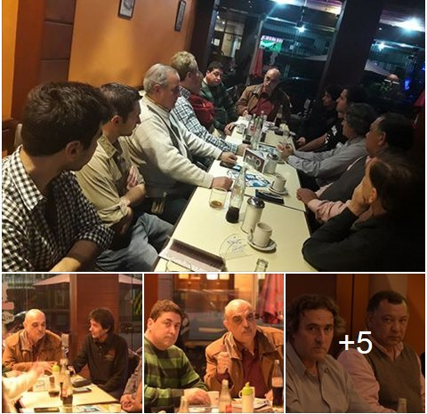 Se constituyó la Mesa Coordinadora del Frente Patriota Bandera Vecinal en Mar del Plata