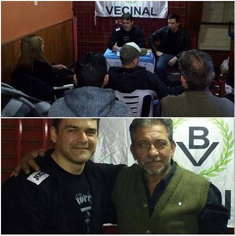 Quilmes: El Frente Patriota se sigue organizando para las Primarias de agosto