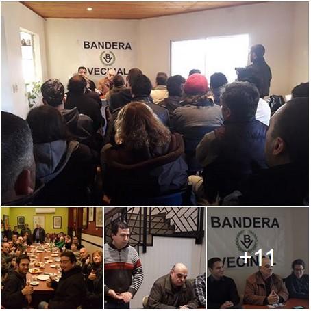 Campaña Biondini: Asambleas en Merlo y Tigre