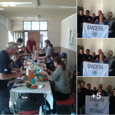 BV Mendoza: Encuentro de camaradería y próximo Congreso Provincial