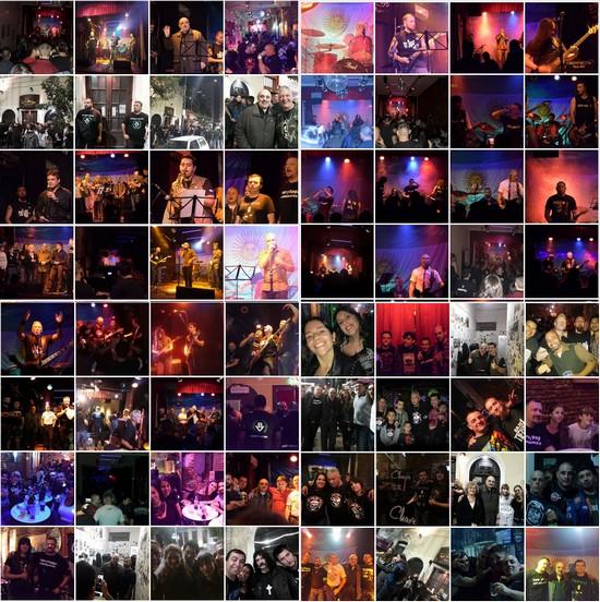 Informe y fotos del 1er. Festival Solidario de Rock Patriota