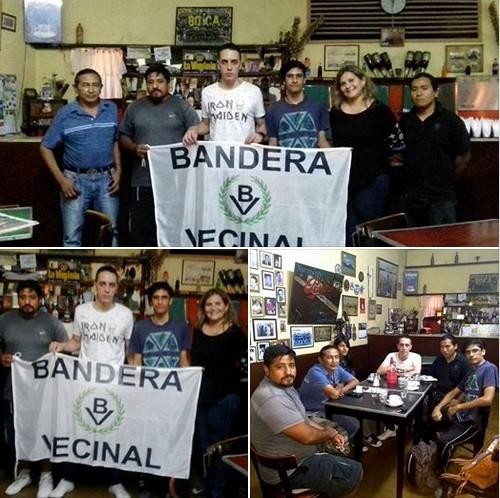 BV Salta: Coordinación de actividades y encuentro con VGM Barrios