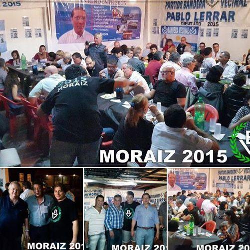 Bandera Vecinal Mar del Plata cerró el año con un gran acto