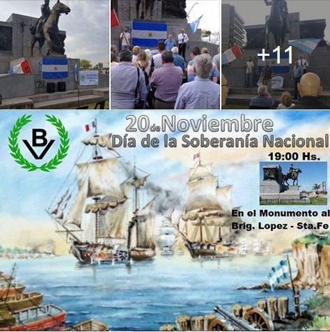 Exitosa celebración de BV Santa Fe del Día de la Soberanía Nacional