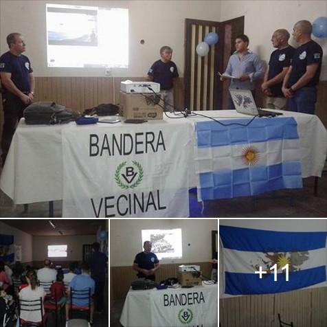 """Se realizó el evento de BV Mendoza: """"Malvinas por sus Héroes"""""""